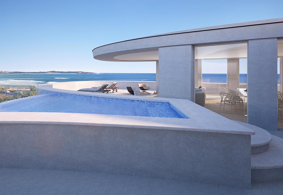 Vic Lake Architects VLA Project Bombora