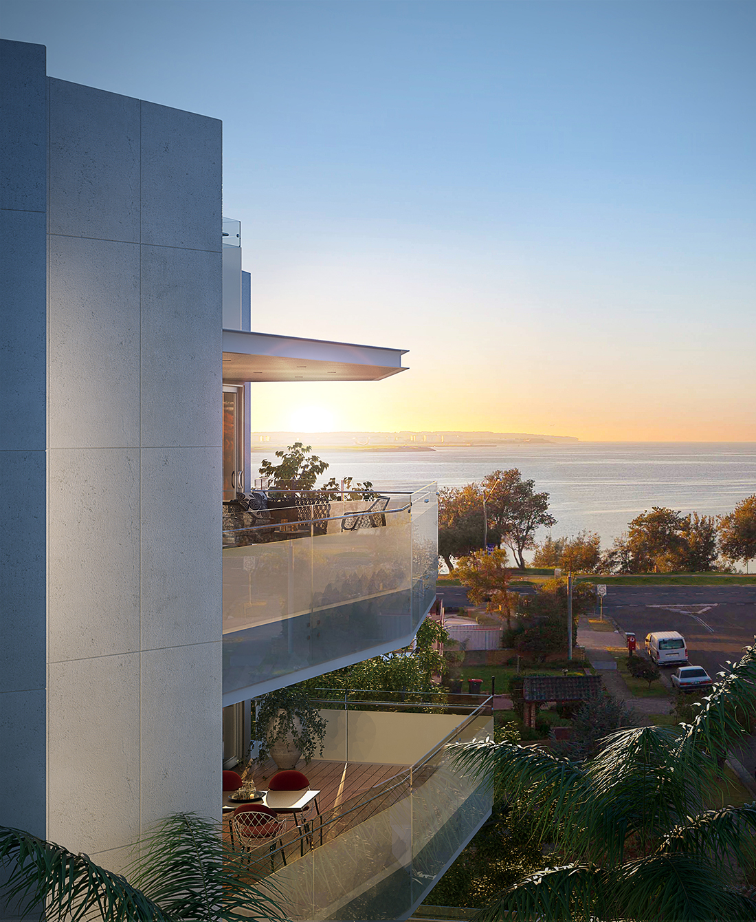 Vic Lake Architects VLA Project Ciel