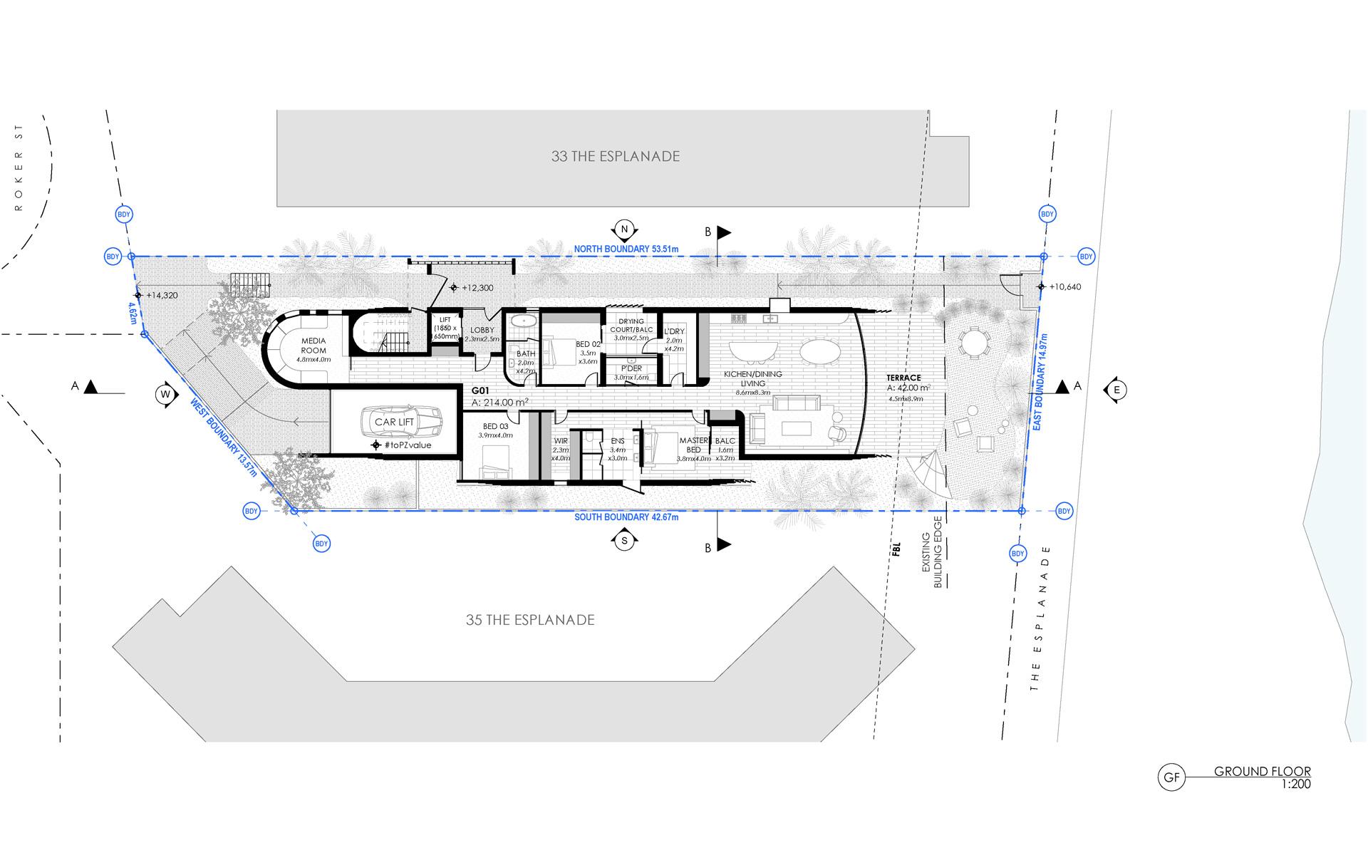 Vic Lake Architects VLA Voyager