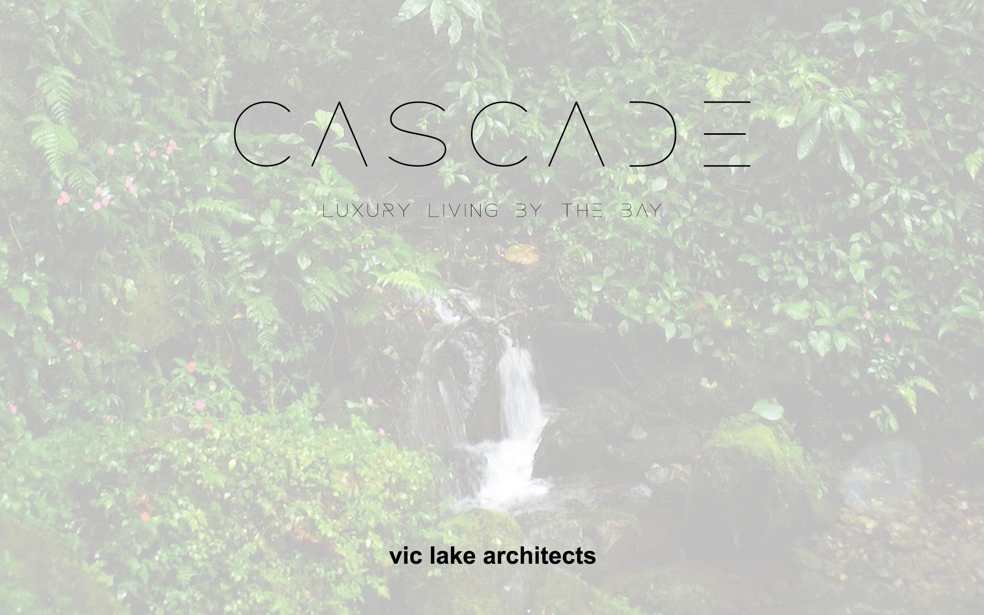 Vic Lake Architects Cascade Gunnamatta
